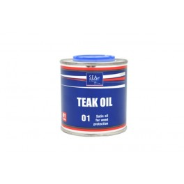 Olej na teakové dřevo